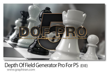 Depth Of Field Generator Pro