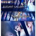 دانلود پروژه افترافکت گالری عکس فشن لوکس Elegant Photo Gallery