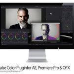 False Color Plugin 3.5.4 پلاگین تصحیح رنگ After Effects, Premiere Pro و OFX