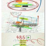 دانلود المان های موشن گرافیک دست ساز افترافکت Hand Drawings Pack (485 elements) v2.0