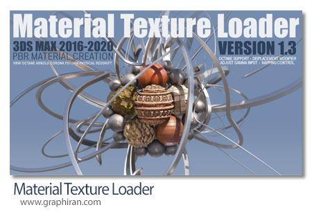 دانلود اسکریپت Material Texture Loader