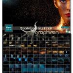 دانلود 135 تصویر پوششی گرد و خاک و ذرات درخشان Glitter Overlays