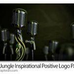 دانلود رایگان 5 آهنگ بی کلام تیزر تبلیغاتی AudioJungle Inspirational Positive Logo Pack