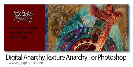 دانلود Digital Anarchy Texture Anarchy