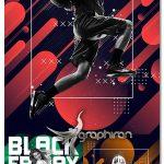 اکشن فتوشاپ طراحی پوستر داینامیک Dynamical Poster Photoshop Action