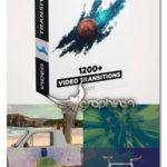 دانلود رایگان ترانزیشن های پریمیر با افکت صوتی INTERSTELLAR 1200+ VIDEO TRANSITIONS