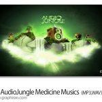 دانلود 4 آهنگ بی کلام برای تیزر پزشکی و بهداشتی AudioJungle Medicine