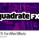 دانلود quadrateFX v1.05 Win/Mac اسکریپت افترافکت ساخت پترن