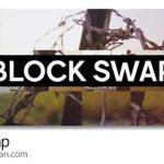 دانلود Block Swap v1.0 پلاگین افترافکت و پریمیر ساخت افکت گلیچ و بلوکی