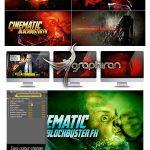 دانلود پروژه افترافکت تبلیغاتی اکشن و حماسی Epic Action Promo