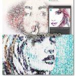 دانلود پلاگین ایلوستریتور تبدیل عکس به تایپوگرافی حروف Typo Illustrator