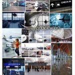 دانلود 25 عکس استوک فرودگاه های مختلف City Airport Stock Photos