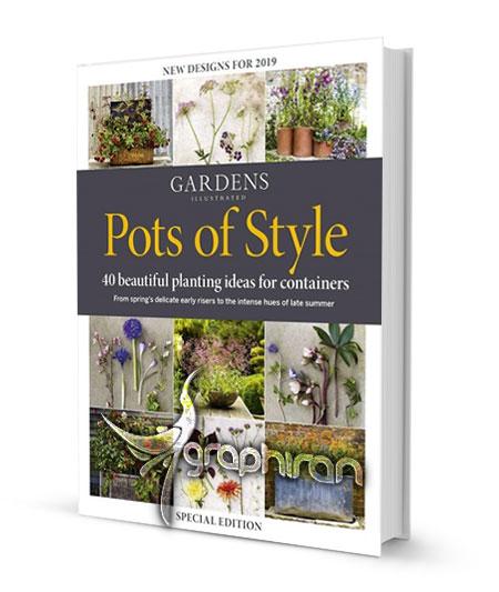 دانلود کتاب 40 ایده جالب برای کاشت گل و گیاه