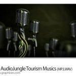 دانلود 5 موسیقی بی کلام گردشگری سفر و توریسم AudioJungle Tourism Musics