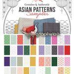 دانلود 80 پترن فتوشاپ طرح های هندسی آسیایی Asian Patterns for Photoshop