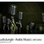 دانلود 5 آهنگ پس زمینه مذهبی عربی AudioJungle Arabic