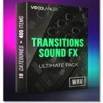دانلود مجموعه افکت های صوتی ترانزیشن Transitions Sound FX - Ultimate Pack