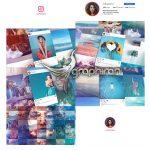 دانلود پروژه افترافکت پرومو اینستاگرام مدرن Modern Instagram Promo