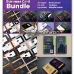 دانلود 10 طرح کارت ویزیت حرفه ای لایه باز Business Card Bundle Vol.4