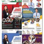 دانلود 4 طرح تراکت تبلیغاتی PSD لایه باز Business Promotion Flyer