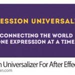 دانلود Expression Universalizer 4.0.5 Win/Mac اسکریپت افترافکت