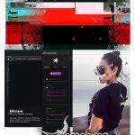 پلاگین فتوشاپ ساخت افکت نویز و گلیچ Glitch Vandalizer Photoshop Plugin