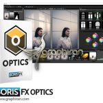 Boris FX Optics 2021.2 نرم افزار و پلاگین فتوشاپ افکت عکس هنری