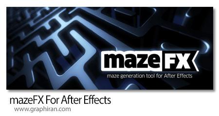 دانلود mazeFX