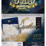 دانلود مجموعه براش پروکریت طلایی حرفه ای Pure Gold Procreate Brushset