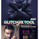 دانلود پلاگین فتوشاپ ساخت افکت های گلیچ حرفه ای Glitch FX Tool