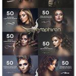 دانلود 500 پریست لایت روم فشن و مدلینگ حرفه ای Fashion Lightroom Prests Bundle
