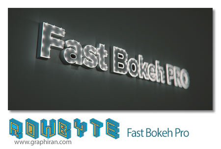 دانلود Fast Bokeh Pro