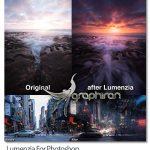 دانلود Lumenzia v9.2.1 Win/Mac پلاگین فتوشاپ ادیت حرفه ای نور و رنگ تصویر