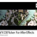 دانلود RevisionFX DEFlicker 2.0.1 Win/Mac پلاگین افترافکت اصلاح پرش فریم ها در فیلم