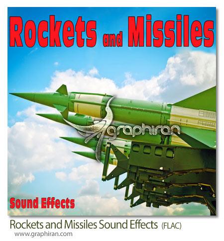 دانلود مجموعه 48 افکت صوتی شلیک و انفجار موشک