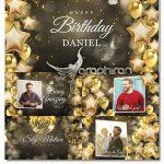 دانلود پروژه آماده افترافکت اینترو جشن تولد Happy Birthday Party Intro
