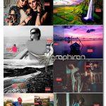 دانلود بهترین پک اکشن فتوشاپ برای عکاسان Photographers Choice Action's Pack
