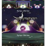 دانلود پروژه افترافکت 7 ویژوالایزر موزیک موجی شکل TrapWix Waves Music Visualizer