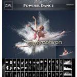 دانلود 105 عکس پوششی پودر سفید پخش شده White Powder Overlays