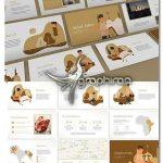 دانلود رایگان قالب پاورپوینت ماه رمضان Eid Al Adha Presentation Template