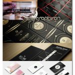 دانلود 20 طرح کارت ویزیت خلاقانه PSD لایه باز Creative Business Card Bundle