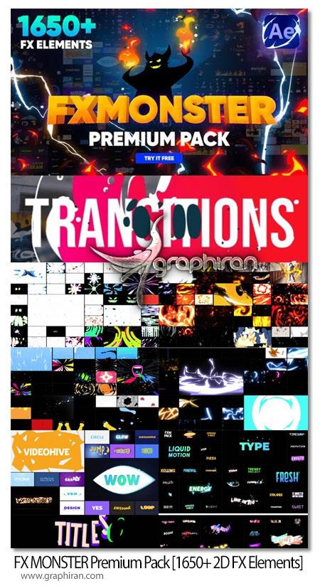 FX MONSTER Premium Pack