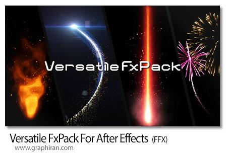 دانلود Versatile FxPack