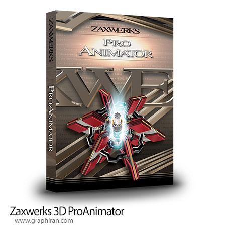 دانلود Zaxwerks 3D ProAnimator