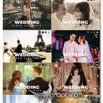 دانلود پک LUT فیلم عروسی افترافکت پریمیر داوینچی Wedding Pack Video LUTs Bundle