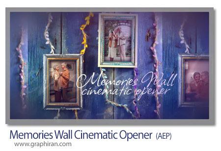دانلود پروژه داوینچی دیوار خاطرات سینمایی